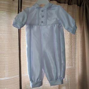 Baby's Christening Outfit